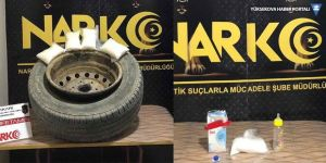 Yüksekova'da 2 kilo metamfetamin ele geçirildi