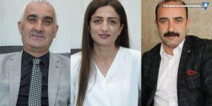 Hakkari ve Yüksekova Belediye eşbaşkanları Elazığ'a sevk edildi
