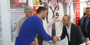 HDP Hakkari Milletvekili Sait Dede'den Şemdinli'de esnaf ziyareti
