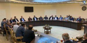 YÜTSO'dan İran ziyareti