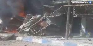 Tel Abyad'da saldırı: Sekiz kişi öldü