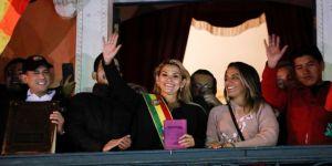 Áñez: Morales dönerse yargılanabilir