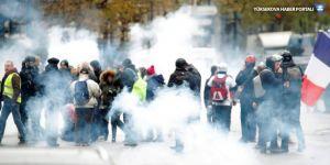Sarı Yelekliler protestolarının birinci yılı: Paris'te 147 kişi gözaltına alındı