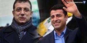 Ak Parti'nin anketinde İmamoğlu ve Demirtaş sürprizi