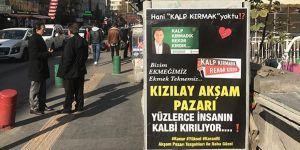 Ankara'da 'akşam pazarı' yasakland