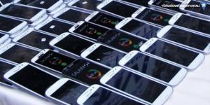 Hakkari'de gümrük kaçağı 138 cep telefonu ele geçirildi
