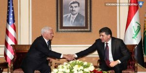 ABD Başkan Yardımcısı Mike Pence Erbil'den Kürtlere destek mesajı verdi