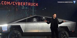 Cybertruck'ın kırılan camı Musk'a pahalıya patladı
