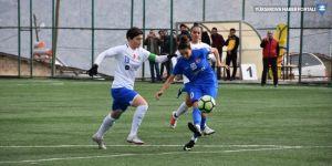 Hakkarigücü Spor: 2 - Ataşehir Belediyespor: 3