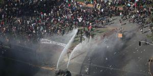 Şili, Araplar ve demokratik geçiş