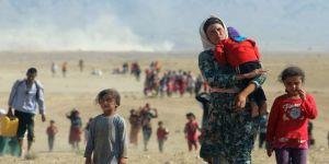 Ezidi bir kadın beş yıl sonra IŞİD'den kurtarıldı