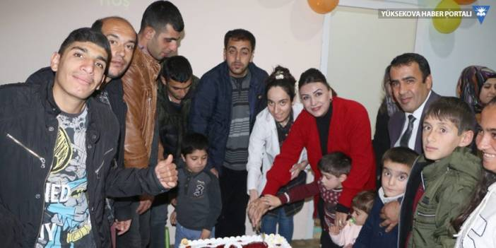 Yüksekova'da Engelliler Günü Etkinliği