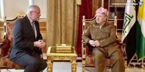 Jeffrey, Suriyeli Kürtleri Barzani'ye sordu