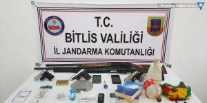Bitlis merkezli uyuşturucu operasyonu: 21 kişi tutuklandı