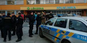 Çek Cumhuriyeti'nde hastaneye saldırı: Altı kişi öldü