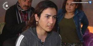 IŞİD'in kaçırdığı Ezidi kadın beş yıl sonra ailesine kavuştu