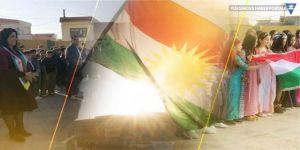 Mesud Barzani: Kürdistan bayrağı birliğimizi simgeliyor