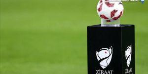 Türkiye Kupası'nda son 16'ya kalan takımlar belli oldu