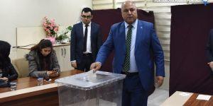 Soylu, Ceylanpınar Belediye Başkanı seçildi
