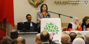 Pervin Buldan: Kürtleri tanımayanlar ilk sandıkta gidecek