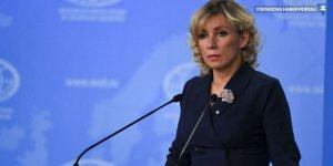 Zaharova: Rus-Türk gözlem merkezinin barış gücüne dahli söz konusu değil