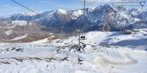 Hakkari kayak merkezi kayak tutkunlarını ağırlamaya hazır