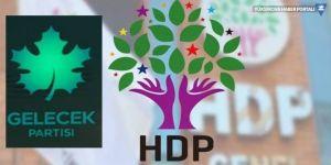 HDP'den Davutoğlu yalanlaması: İlgimiz yok