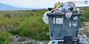 Yere çöp atmanın cezası 351 lira