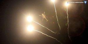 Bağdat'ta Haşdi Şabi konvoyuna hava saldırısı: 6 ölü