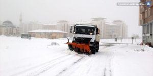 Van, Bitlis ve Muş'ta 130 yerleşim biriminin yolu kapalı