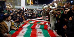 Süleymani'nin cenazesi İran'da