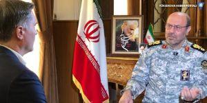 Hamaney'in askeri danışmanı CNN'e konuştu: Biz de vuracağız, savaşı ABD başlattı
