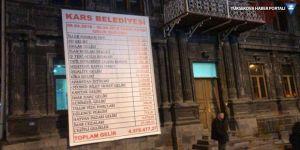 Kars Belediyesi'nde sadece tek kalemde yüzde 80 tasarruf