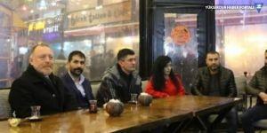 Sezai Temelli'den Van Kültür Sokağı'na destek ziyareti
