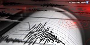 İstanbul'da 4,7 büyüklüğünde deprem