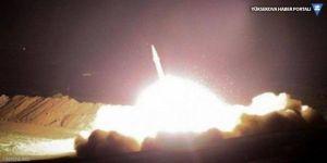 Irak'ta Kayyare hava üssüne 5 füze saldırısı