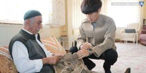 Güney Kore'den gelip Yüksekova'ya misafir oldular