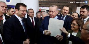 Erdoğan: İmamoğlu'nun mektubunda farklı şeyler var