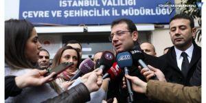 İmamoğlu, Cumhurbaşkanı Erdoğan'a sunduğu mektubun içeriğini açıkladı: 'Cevabını İstanbul halkı adına bekliyorum'