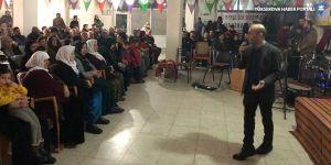 HDP'den Yüksekova'da halk şöleni