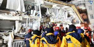 Dünya liderlerinden 'Elazığ depremi' mesajları