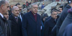 Erdoğan: Kimseyi aç açıkta bırakmayacağız