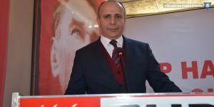 CHP Hakkari İl Başkanlığına Nazım Demir seçildi