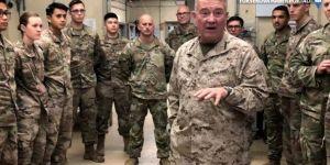 ABD'li komutan Mazlum Kobani'yle görüştü: Bizden SDG'ye yardım garantisi istediler