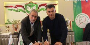 Amedspor İbrahim Cezayir ile anlaştı