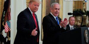 Trump: Filistinliler için önümüzde tarihi bir fırsat var