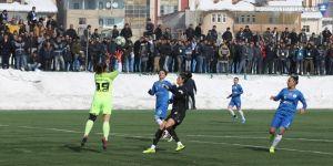 Hakkarigücüspor, Beşiktaş'a 4-1 yenildi