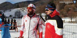 Yüksekovalı Ören ve Öztunç Biathlon Dünya Şampiyonasına katılacak