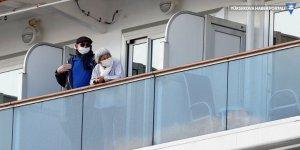 Japonya karantinalı gemideki korona virüsü hastası 61 kişiyi verilere dahil etmiyor