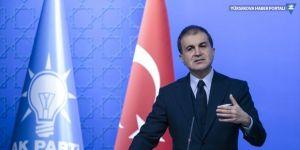 AK Parti'den Kuzey Kıbrıs Cumhurbaşkanı Akıncı'ya tepki